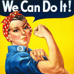 We can do it poster image.