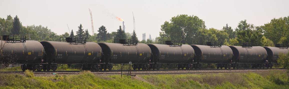 Crude by Rail - Mathew Staver Landov Photo