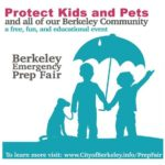 Berkeley Emergency Prep Fair logo