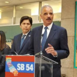Eric Holder supporting SB54