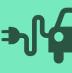 Drive Electric Symbol
