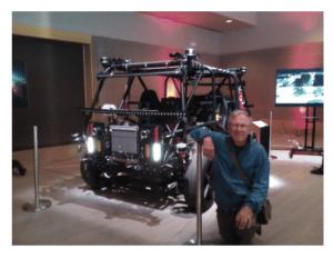 Zoox Autonomous Vehicle