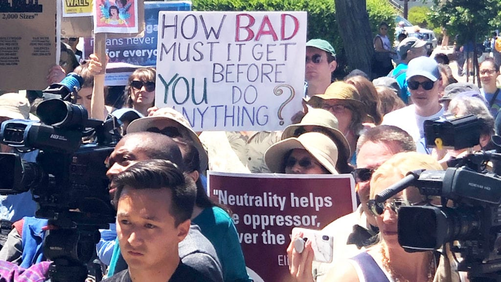 Berkeley Protest 7/13