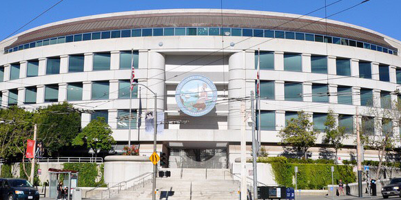 California Public Utilities Commission building
