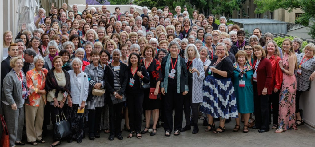 Photo of the League Of Women Voters State Convention members 2019