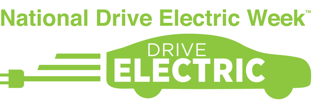 National Drive Electric Week Logo
