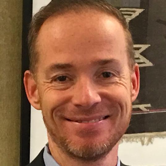 Brent Stephens, Superintendent of the Berkeley Unified School District.