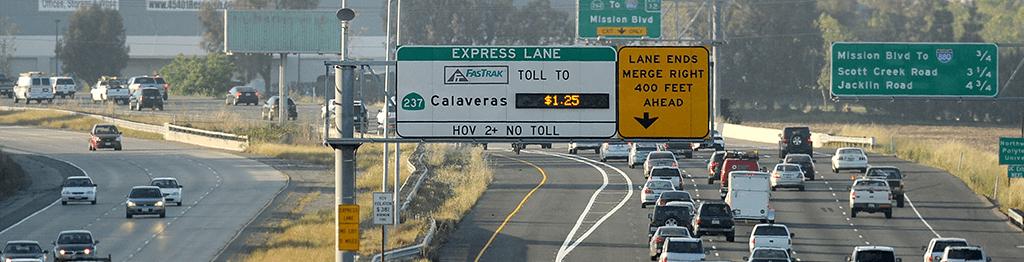 Alemeda County Roads