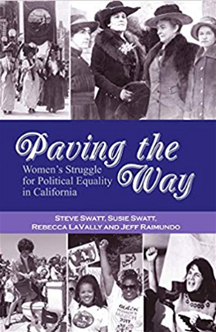 book Paving-the-Way women in Politics in California