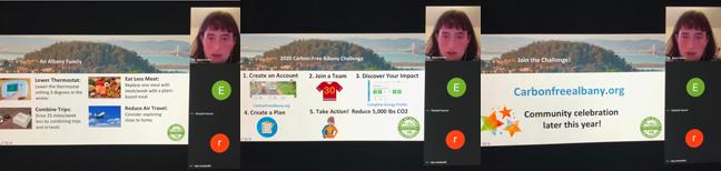 Bianca Hunter presentation for Climate Change meeting.