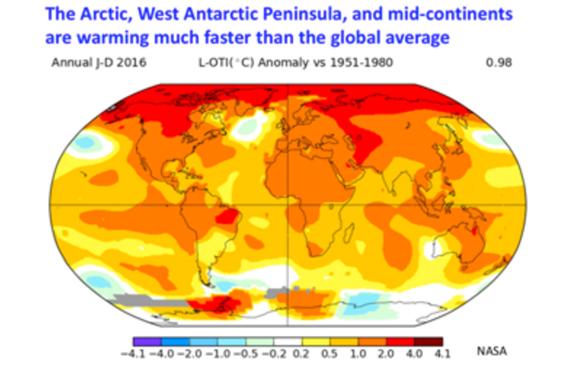 Illustration for World warming