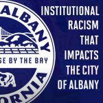 Albany Racism meeting logo