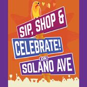 Solano Sip & Shop Square