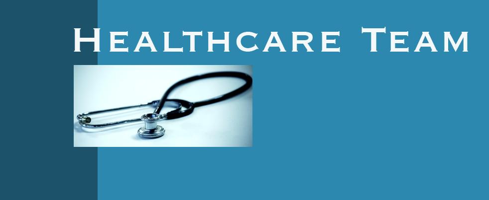 Healthcare Team banner